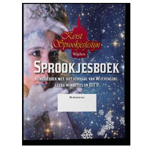 Kerst Sprookjesfestijn sprookjesboek - Wijchen=