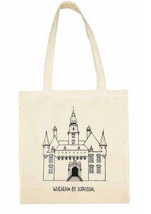 Canvas tas - kasteel Wijchen